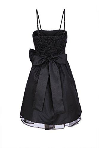 ROBLORA,Robe De Cérémonie Soirée Cocktail Mariage Robe Demoiselle D'honneur Baby002N Blanc