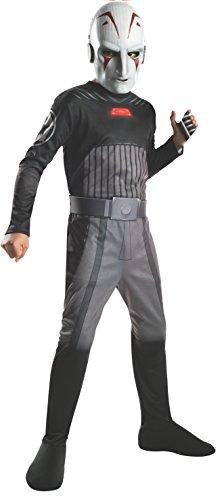 Wars Kind Kostüm Star Rebels Inquisitor - Star Wars Rebels The Inquisitor Child Costume Medium