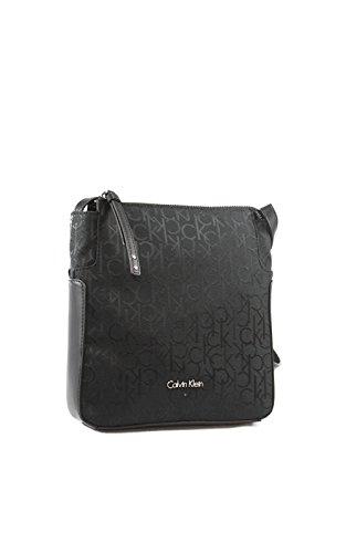 Calvin Klein K60K602236 225 borsa marrone Nero