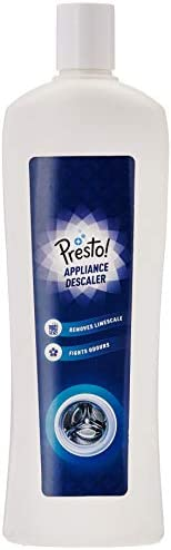 Amazon Brand - Presto! Appliance Descaler Liquid - 500 ml