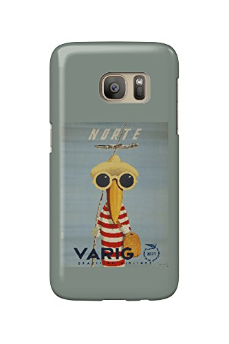 brazil-varig-norte-artist-petit-vintage-advertisement-galaxy-s7-cell-phone-case-slim-barely-there