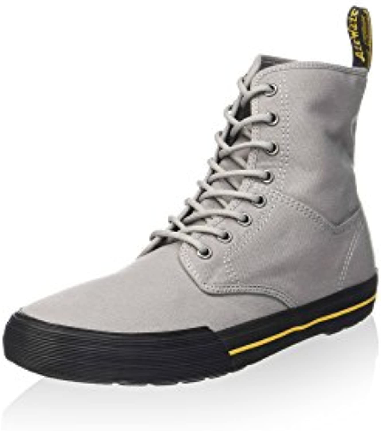 DR.MARTENS HERRENSTIEFEL WINSTED CANVAS/HELLGRAU (44)DR MARTENS HERRENSTIEFEL WINSTED CANVAS HELLGRAU Billig und erschwinglich Im Verkauf