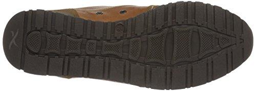 BRAX - Jonio Sneaker 1, Scarpe da ginnastica Uomo Marrone (Cognac)