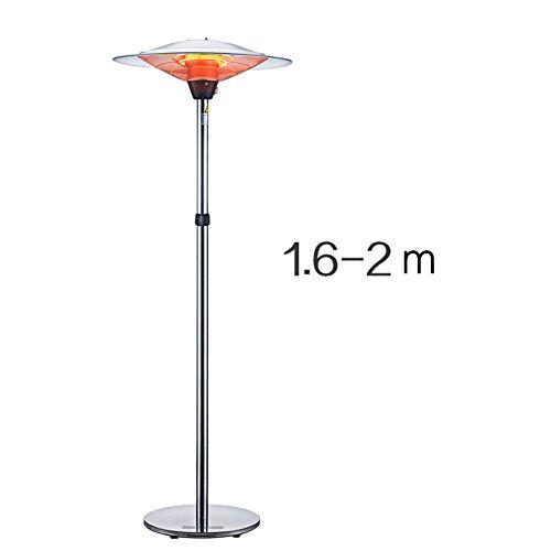 HAIZHEN Radiateur électrique Chauffe-parapluie Ménage Économie d'énergie Chauffage extérieur Réchaud Réchauffeur électrique commercial Économie d'énergie