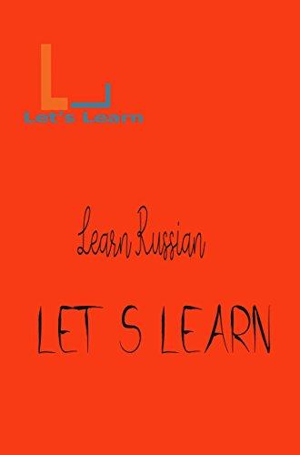 Learn Russian Ebook
