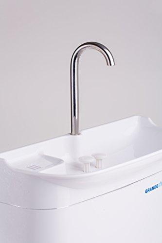 Spülkasten mit integriertem Waschbecken -