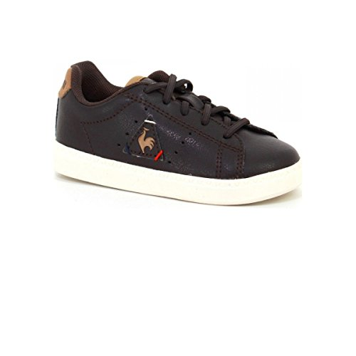 Le Coq Sportif chaussure Courtone Inf S Lea Craft