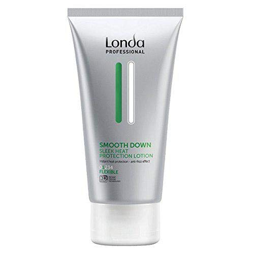 Textur Definition Lotion (Londa Smooth Down Sleek Heat Protection Lotion Flexible, 1er Pack, (1x 150 ml))