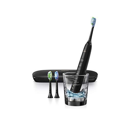 Philips Sonicare HX9903/13 Diamond Clean Smart Brosse à dents électrique intelligente, Noir