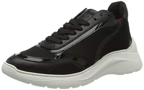 Unisa Escace_nt, Zapatillas para Mujer, Negro Black Black, 38 EU