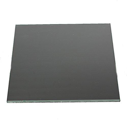 ILS - 3D Printer Riscaldamento Bed piastra Reprap vetro temperato 200 * 213 millimetri