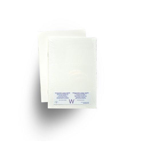 """Whitebook Hefte / Cahiers / Journals, C003-MX """"Ludwig"""", kariertes Papier FSC, Set mit 2 Heften à 60 S., 190 x 134mm (passend für Whitebook SLIM MX)"""
