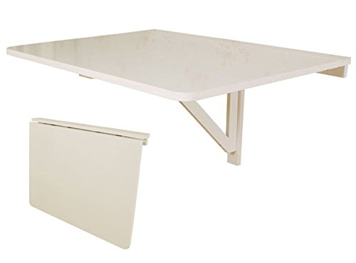SoBuy® Mesa plegable de pared