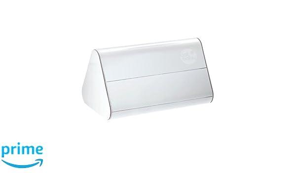 DotBaby Dot.Box 2-in-1 Aufbewahrungsbox und Spender f/ür Feucht/ücher Grau
