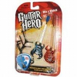 Guitar Hero 2009 Duets Serie 1 Gitarren Feedback Machine & Frydaze Tiger Stripes 10 cm