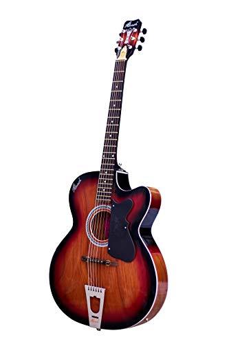 6. Hovner Standard Acoustic Guitar