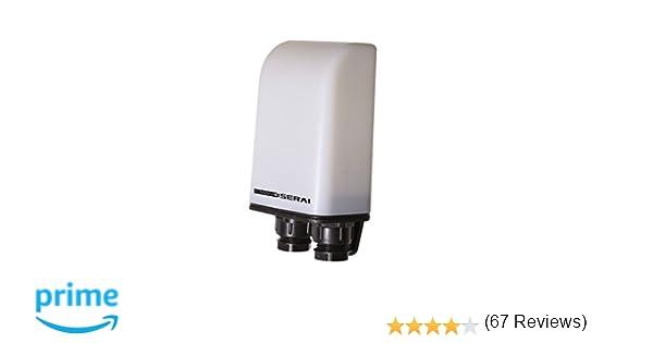 Plafoniera Per Esterno Con Crepuscolare : Interruttore crepuscolare da esterno amazon elettronica
