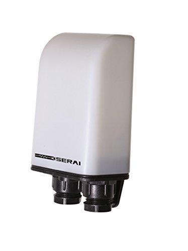 Interrupteur crépusculaire à jonction pour l'extérieur SERAI 18.01R C/1R