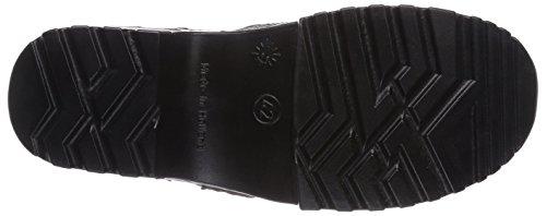 Gevavi 1220/00 S3 Pu Sch.kl. Zwart 43, Sabots Adulte Mixte Noir (schwarz(zwart) 00)