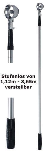 Teleskop Ballangel aus Alu bis 3,65m ausziehbar