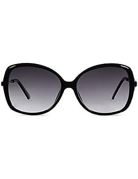 49bd518df1 Barbie gafas de sol para mujeres moderno polarizado retro PC Lentes UV400  protección de sol para