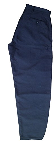 REAL AIGLON Pantalon Moleskine LARGEOT Noir Taille 38 à 52 (44)