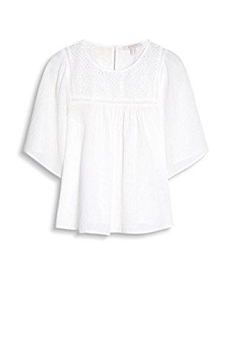 Esprit Blouse Femme Blanc (Off White 110)