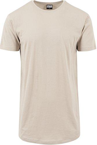 Urban Classics Men's Shaped Long Tee T-Shirt