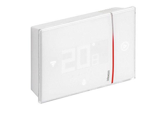 Bticino X8000W Termostato Connesso da Parete con Wi-Fi Integrato, 2 W, 230...