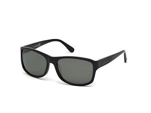 Timberland Sonnenbrille Tb9062 01D (59 mm) schwarz