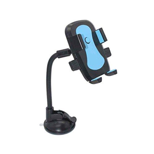 sadaptent /à tous les Zooarts automatiquement verrouillage pare-brise support de t/él/éphone en voiture