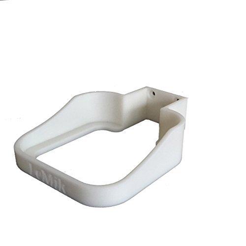 Slim und Super Qualität entworfen Wandhalterung Gerät, für Apple Airport Time Capsule–passt perfekt auf Ihre Wand und Have a Nice Platz für Verstecken der Kabel - Plug Mount Air