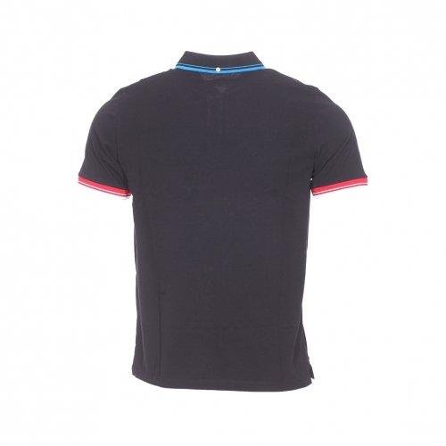 Ben Sherman Herren T-Shirt Reno Schwarz