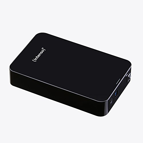 Intenso Memory Center 6000GB Negro - Disco Duro Externo