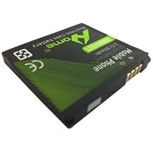 MIBAZAR-– Batería de móvil BL5J, para Nokia 5800 XpressMusic / 5230 / 5800 Navigation Edition / N900 / X6-00 / 5235 Comes With Music / C3-00 / X1-00 / 5228 / X1-01 (1320mAh, 3.6V - 3.7V) Iones de litio