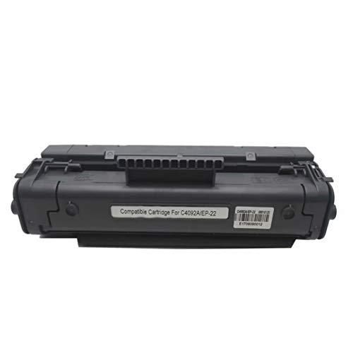 No-Name Kompatible Tonerkartusche für EP 22 EP22 EP-22 Laser Shot LBP 800 810 1110 1100 1120 200 250 350 5585 5585I P420 1100A 1101I 3200 1 x Black - Alle Komponenten 200 Pin
