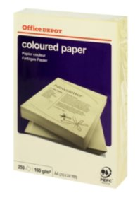 office-depot-a4-yellow-coloured-card-160gsm-250-sheets-1-ream