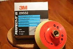 3M Perfect-IT III Polierstützteller 125mm - M14 (09552)