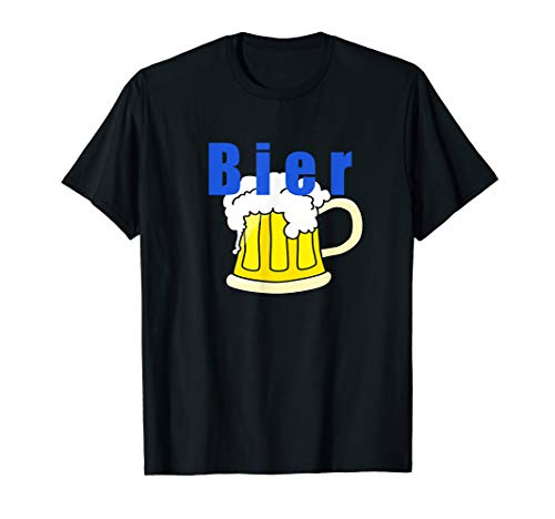 bier t-shirt germany bier