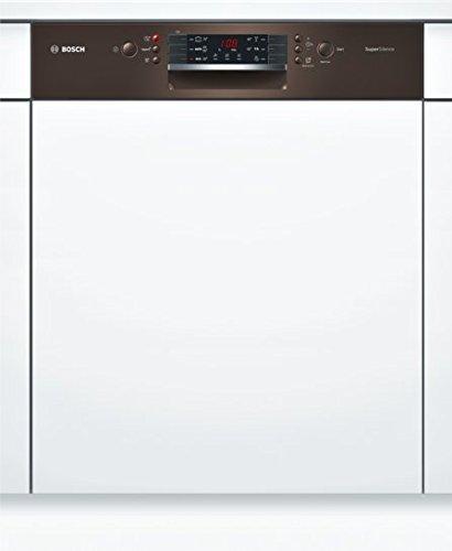 Bosch smi4 6ms03e série 4 Lave-vaisselle A + +/266 kWh/an/2660 L/AN/Départ différé marron