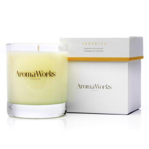 AromaWorks Serenity Kerze, 30cl