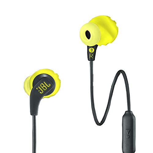 JBL Endurance Run BT Sweat Proof Wireless in-Ear Sport Headphones (Yellow) Image 5