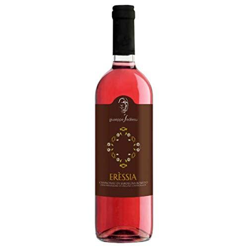 6 x 0.75 l - Eressia, Cannonau di Sardegna Doc, vino rosato prodotto da Giuseppe Sedilesu a Mamoiada
