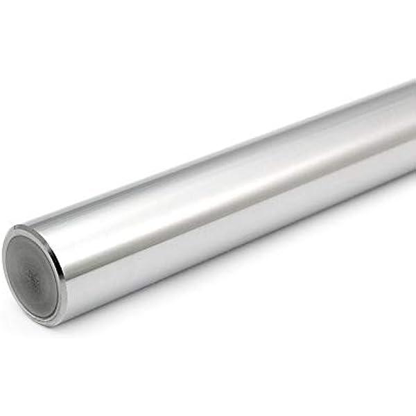 Präzisionswelle 12mm h6 geschliffen und gehärtet 200mm