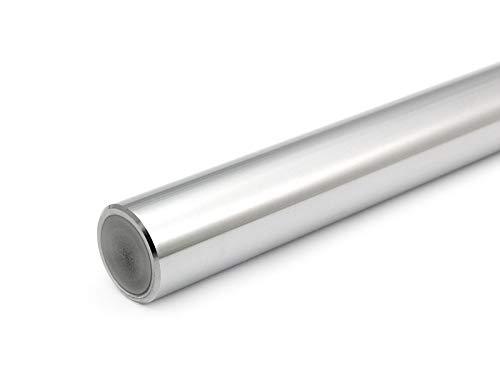 Präzisionswelle 25mm h6 geschliffen und gehärtet - ZUSCHNITT 10 bis 2000mm (27,50 EUR/m + 0,50 EUR pro Schnitt, min. 2,50 EUR) 1000mm