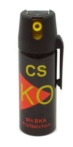 Ballistol KO CS Verteidigungssprays, 50 ml, 24230