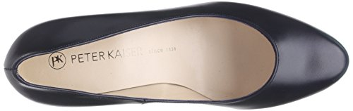 Peter Kaiser NIKA Damen Pumps Blau (NAVY CHEVRO 118)