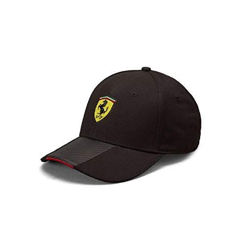 Branded Sports Merchandising B.V. B.V. Scuderia Ferrari F1 Karbon-Hut, Schwarz