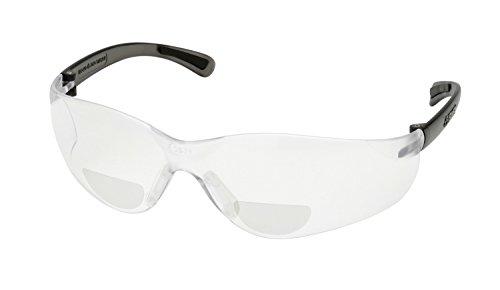 Elvex WELRX450C20 RX-450C-2.0 Dioptrien-Schutzbrille, klare Gläser