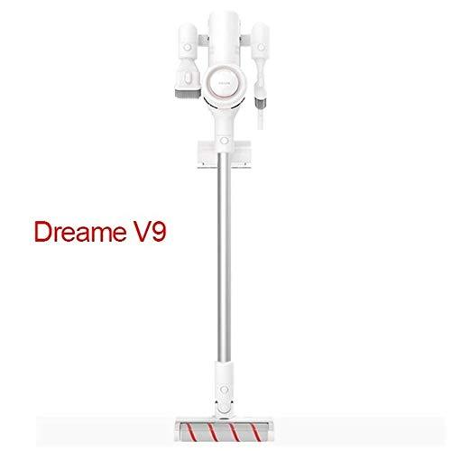 Aspirateur sans fil de poche collecteur de poussière de tapis sans fil portable Clone Xiaomi Mi balayage de nettoyage pour la maison (Color : V9, Plug Type : EU)
